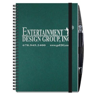 "Best Selling Journals w/50 Sheets & Pen (7"" x 10"")"