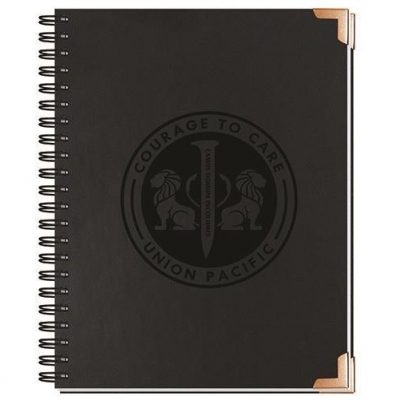 "Executive Journals w/100 Sheets (8 1/2"" x 11"")"