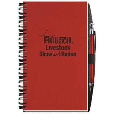 "Executive Journals w/100 Sheets & Pen (5 1/4"" x 8 1/4"")"