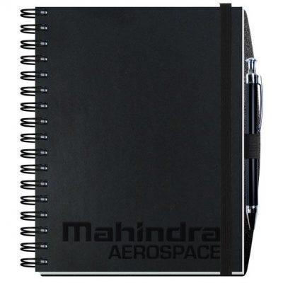 "Executive Journals w/100 Sheets & Pen (6 1/2"" x 8 1/2"")"