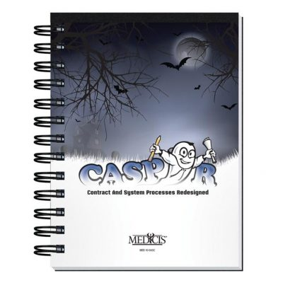 "Gloss Cover Journals w/100 Sheets (6 1/2"" x 8 1/2"")"