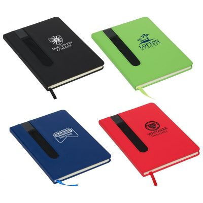 Soft-Cover Journal w/ Elastic Pen Holder