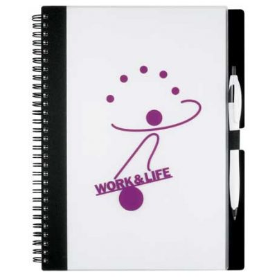 "7.75"" x 10"" Essence Large Spiral JournalBook®"