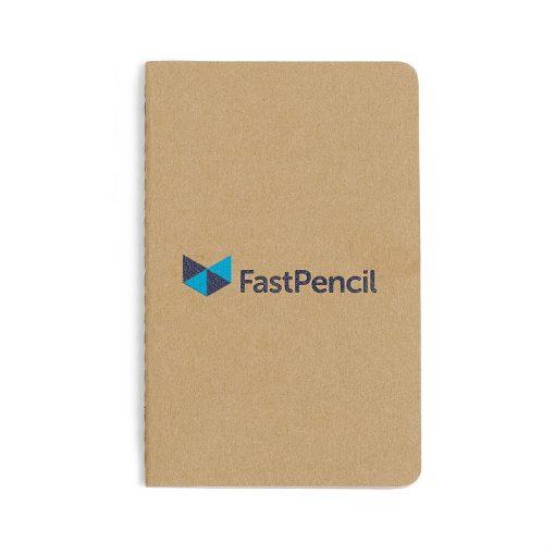 Moleskine® Cahier Plain Pocket Journal - Kraft