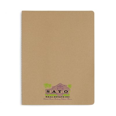 Moleskine® Cahier Ruled Letter Sized Journal - Kraft