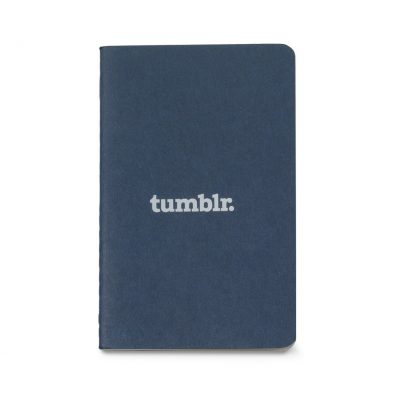 Moleskine® Cahier Ruled Pocket Journal - Navy Blue