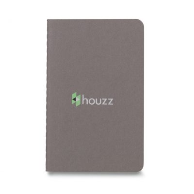 Moleskine® Cahier Ruled Pocket Journal - Pebble Grey