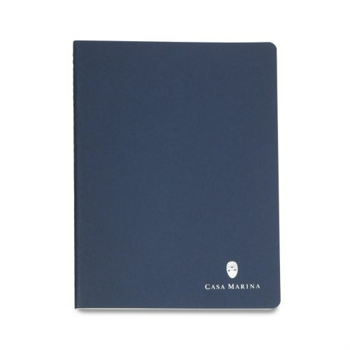 Moleskine® Cahier Ruled X-Large Journal - Navy Blue