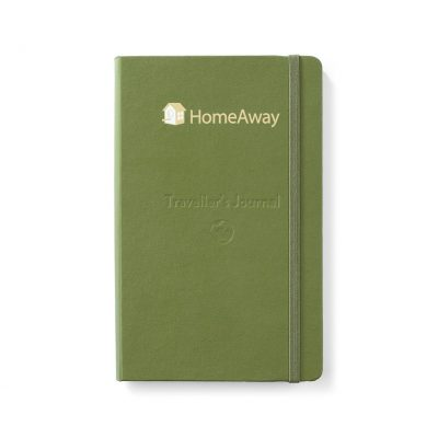 Moleskine® Passion Journal - Travel - Elm Green