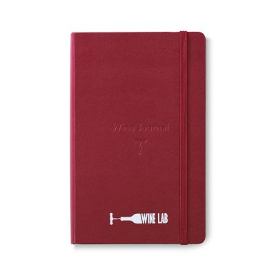 Moleskine® Passion Journal - Wine - Bordeaux Red
