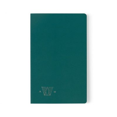 Moleskine® Volant Ruled Large Journal - Pine Green