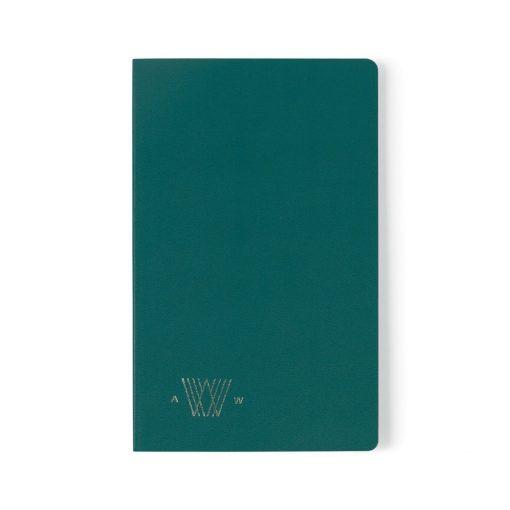 Moleskine® Volant Ruled Large Journal - Pine Green