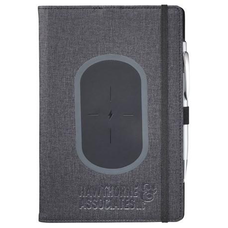 "5.5"" x 8.5"" Walton Wireless Charging JournalBook®"