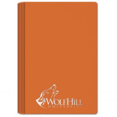 "Deluxe LeatherWrap™ Medium Refillable Journal (5.5""x8.5"")"