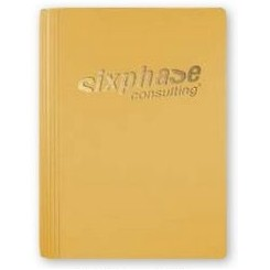 """Deluxe LeatherWrap™ Small Journal (5""""x7"""")"""