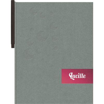 "Flex ColorFleck™ Large NoteBook (8.5""x11"")"