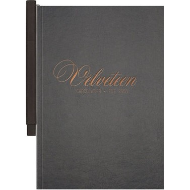 "GlossMetallic Journal NotePad (5""x7"")"