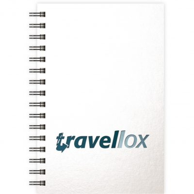 "GlossMetallic Journals SeminarPad Notebook (5.5""x8.5"")"