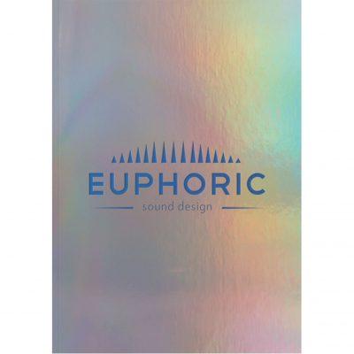 "Holographic Rainbow™ Flex Journal Medium NoteBook (7""x10"")"
