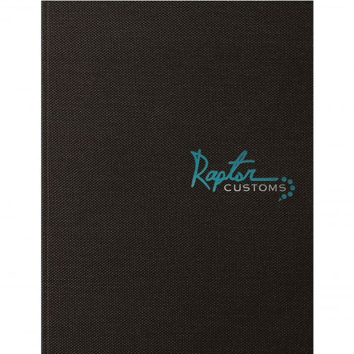 "IndustrialMetallic Journal Large NoteBook (8.5""x11"")"