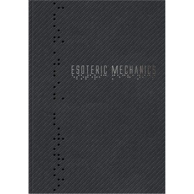 "IndustrialMetallic Journal Medium NoteBook (7""x10"")"