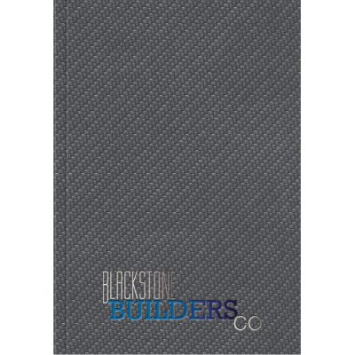 "IndustrialMetallic Journal NotePad (5""x7"")"