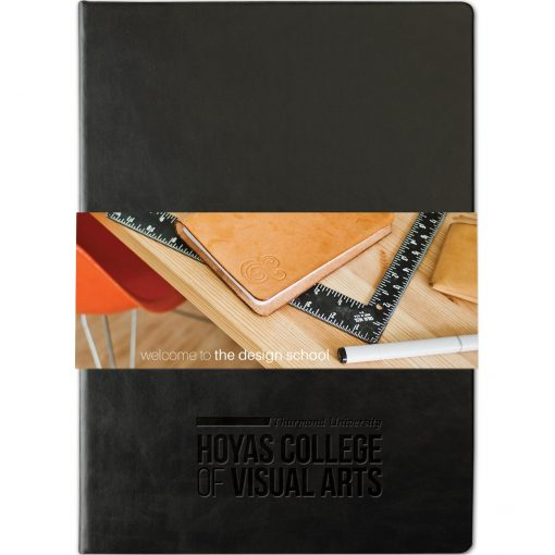 """Large Bohemian™ Journal w/Full Color GraphicWrap (7""""x10"""")"""