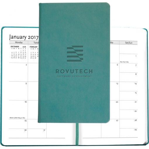 """Medium Casebound Hybrids™ Bohemian™ Journal w/Planner (5""""x8.5"""")"""