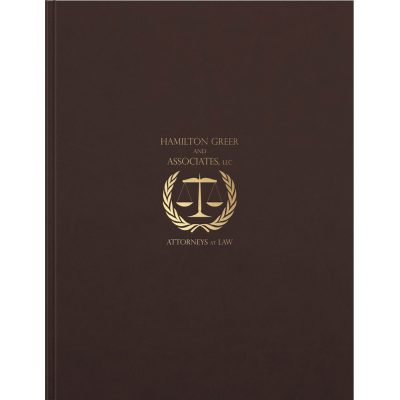 """NuMilano™ Journals Large NoteBook (8.5""""x11"""")"""