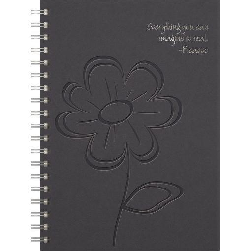"NuMilano™ Journals Medium NoteBook (7""x10"")"