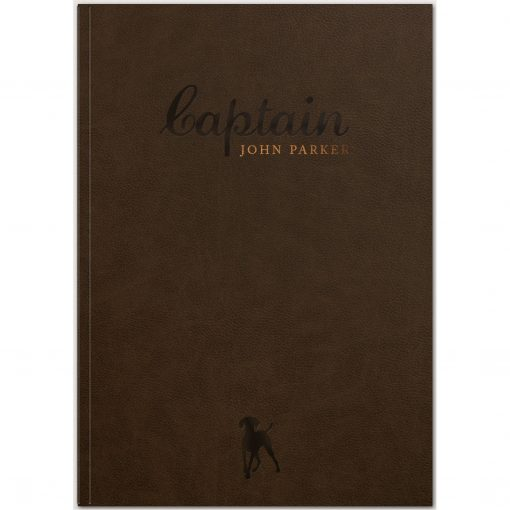 "RusticLeather™ Flex Journal Medium NoteBook (7""x10"")"