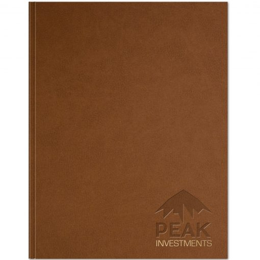 "RusticLeather Flex Journal Large NoteBook (8.5""x11"")"