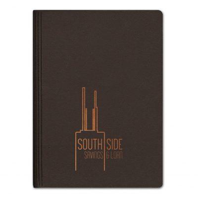 "Small LeatherWrap™ Journal (5""x7"")"