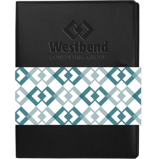 """Small Refillable Dovana Journal™ w/Graphic Wrap (6""""x7.75"""")"""
