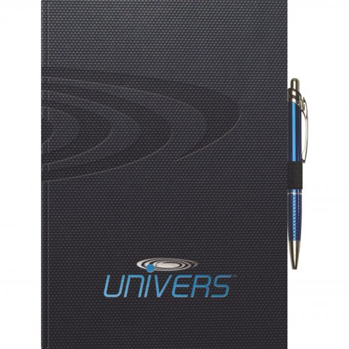 "TechnoMetallic™ Flex Journals Medium NoteBook (7""x10"")"