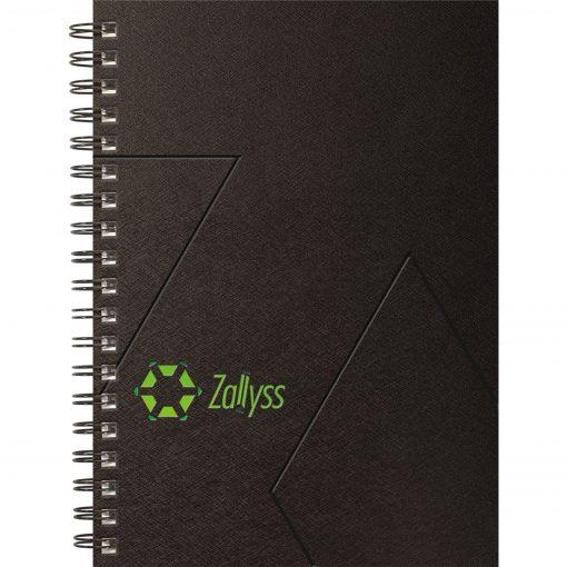 "TechnoMetallic™ Journals Medium NoteBook (7""x10"")"