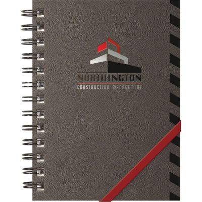 "TechnoMetallic™ Journals NotePad (5""x7"")"