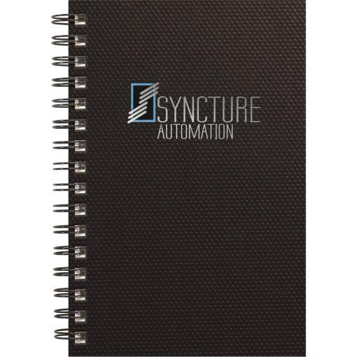 "TechnoMetallic™ Journals SeminarPad (5.5""x8.5"")"