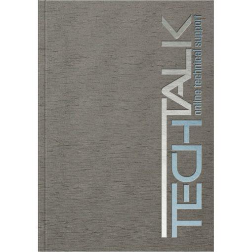 "TexturedMetallic Journal NotePad (5""x7"")"