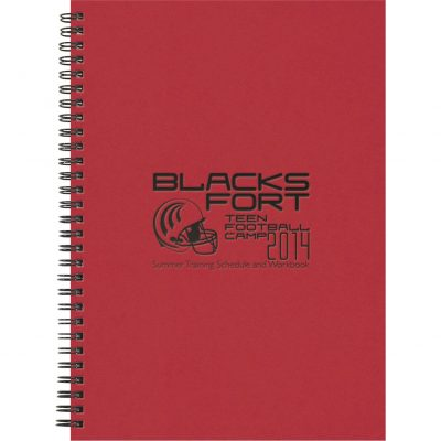"ValueBook™ ValueLine NoteBook (7'x10"")"