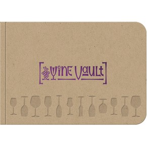 "Wine Classic LifestyleJotters™ Notebook (5""x3.5"")"