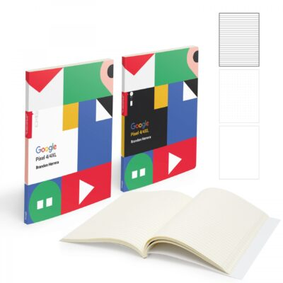 """Mighty Perfect Bound Notebook (7"""" X 9"""" With 150 Pages)"""