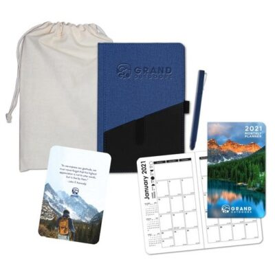 Siena™ Journal & Pocket Secretary Gift Set