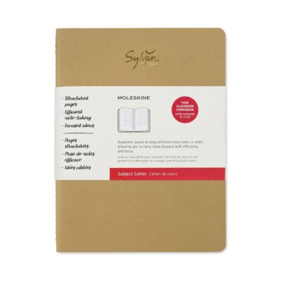 Moleskine® Subject Cahier X-Large Journal - Kraft
