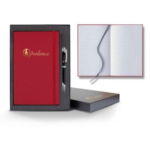 Matra Banded Medium Journal Gift Set