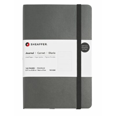 Sheaffer Medium Deep Grey Journal