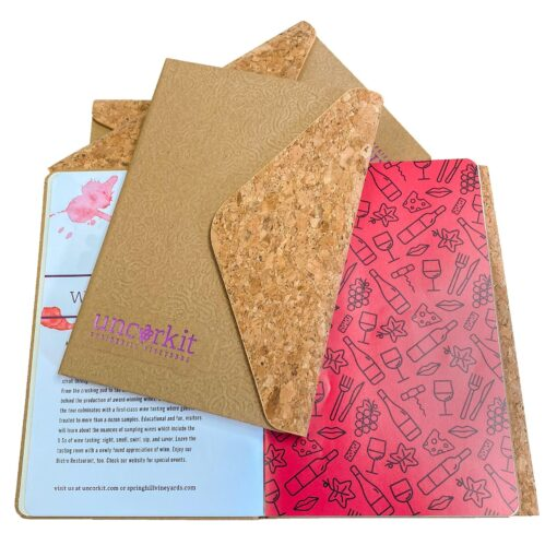 """Cork & Craft™ Journal With TipIn(5.5""""x8.5"""")"""