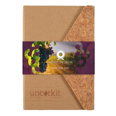 """Cork & Craft™ With GraphicWrap Journal (5.5""""x8.5"""")"""