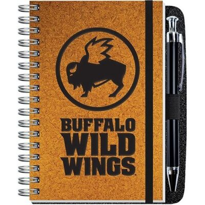 """Best Selling Journal w/50 Sheets & Pen (4""""x 6"""")"""