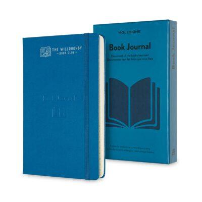 Moleskine® Passion Journal - Book - Steel Blue